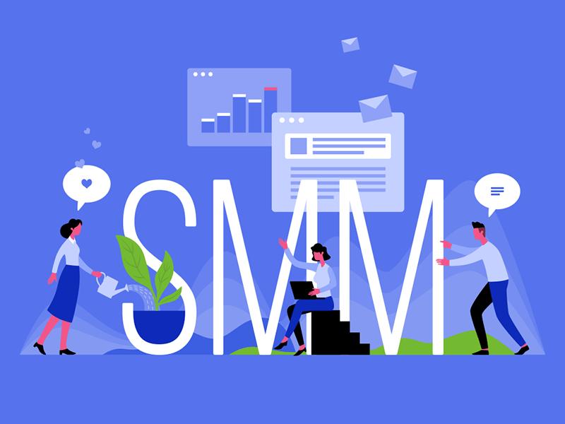 SMM Маркетинг